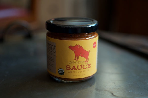 omnivore sicilia organic condiment made in San Francisco by angelo garro