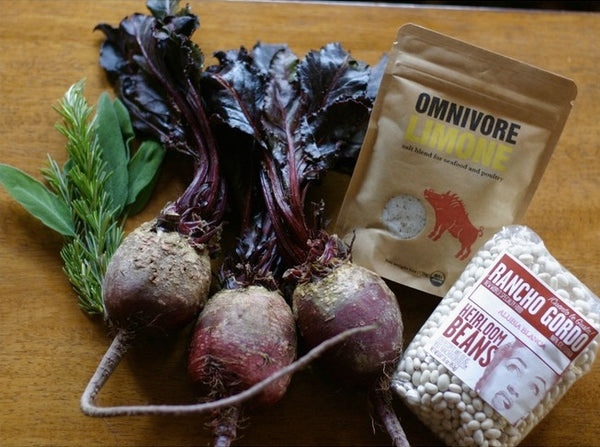 Rancho Gordo and Omnivore