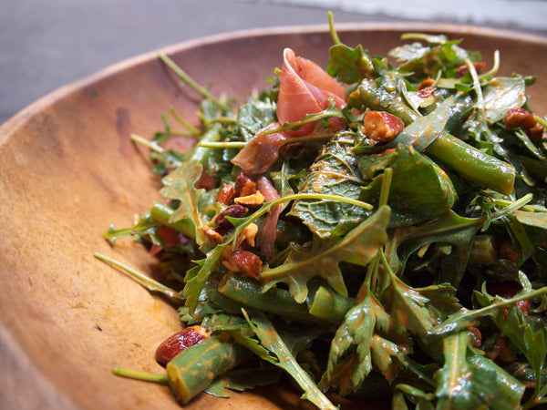 Salad with Omnivore Sicilia