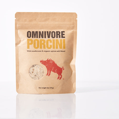 NEW 4oz Bag OMNIVORE Porcini