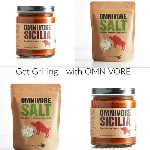 GET GRILLING WITH OMNIVORE!