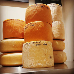 Hard and Semi-Hard Cheeses
