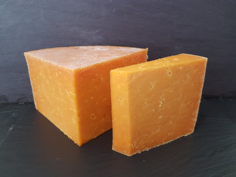 Raw milk Red Leicester