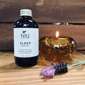 Niu Bath & Body Oil - Sleep