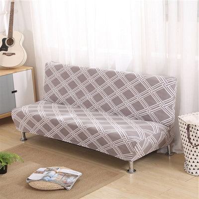 Floral Printing Stretch Elastic Cotton Sofa Bed Cover For Living Room