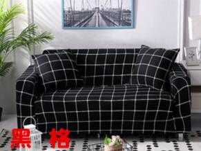 Capa De Sofa Room Decoration Printed Slipcovers With Sectional Elastic Stretch For Living Room