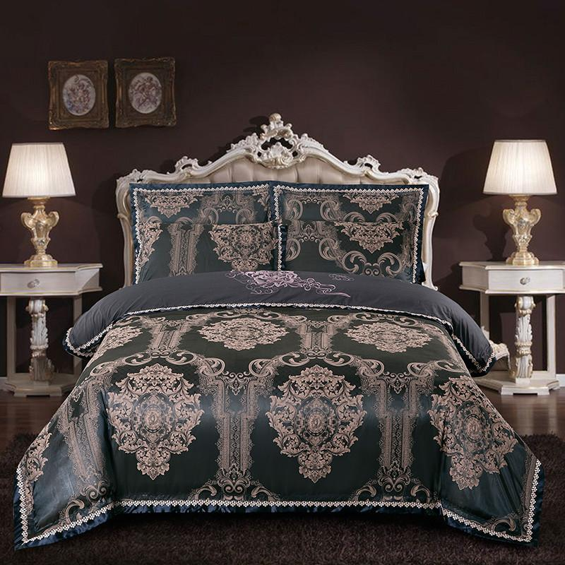 100% Cotton Luxury Bedding Set And Duvet Cover
