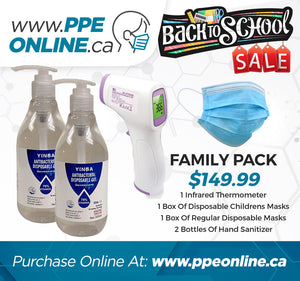 Family Pack (Back To School Bundle)