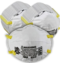 Load image into Gallery viewer, 3M™ Particulate Respirator 8210 (20 per box)