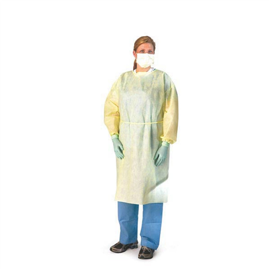 Disposable Isolation Gown (10 Pack)