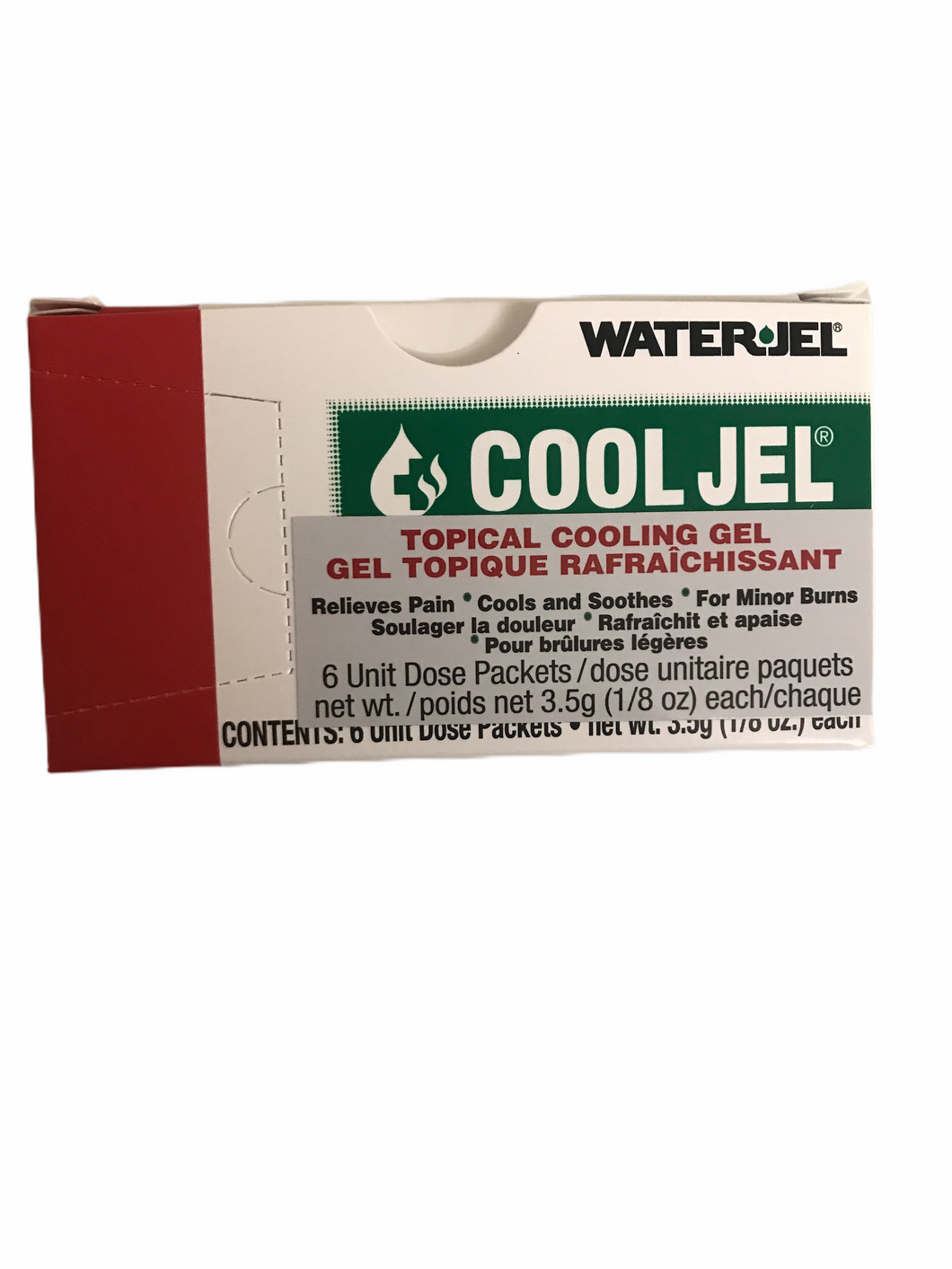 Topical Cooling Gel