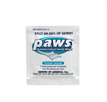 Load image into Gallery viewer, P.A.W.S. Antimicrobial Hand Sanitizing Wipes (100pcs/box)