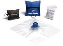 Soft Barrier Device For CPR