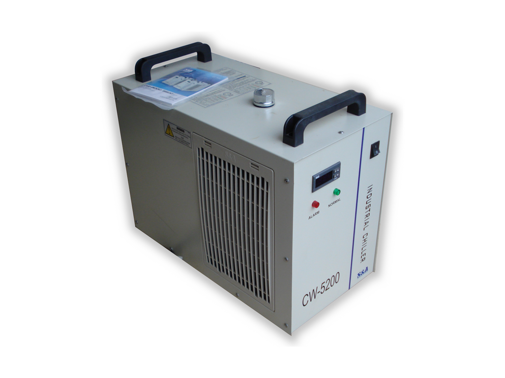 CW5200 Water Chiller – Just Add Sharks #496279
