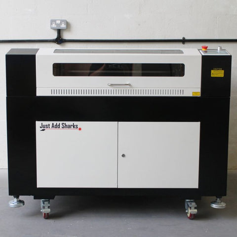 Whitetooth 80W A1 Laser Cutter