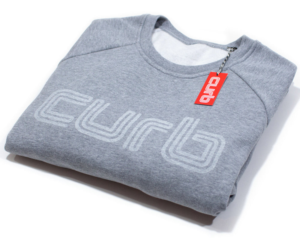 Curb Low Contrast Crew-Neck