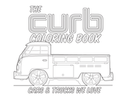 The Curb Coloring Book