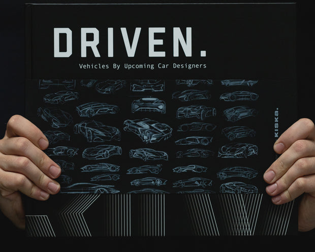 Driven - Vehicles by Upcoming Car Designers