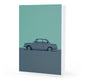 BMW 2002 Greeting Card