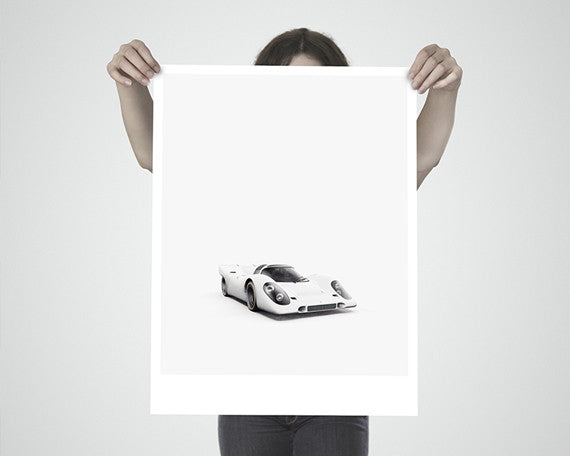 917 Front Poster by INK