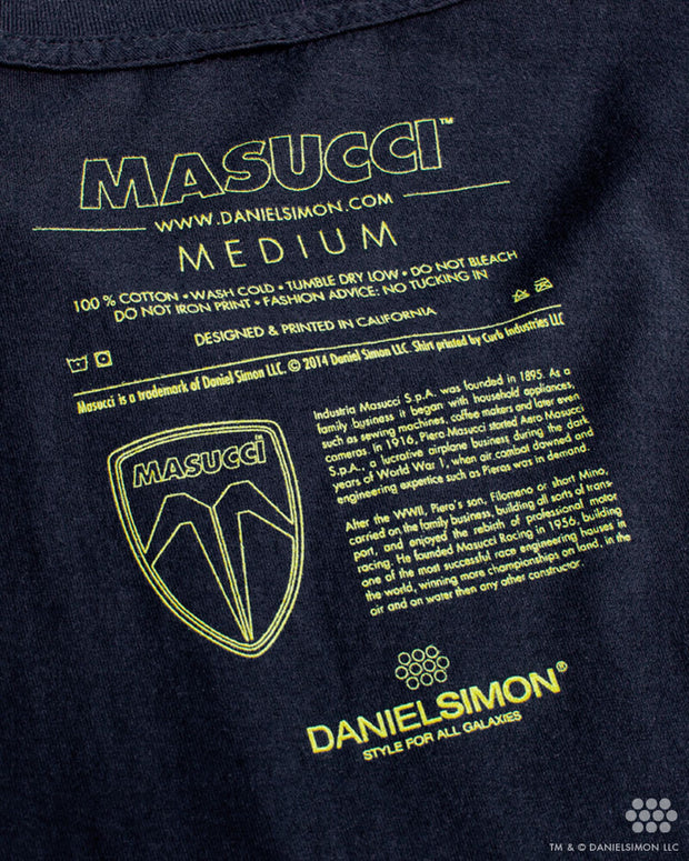 The Timeless Racer™: Shirt 03