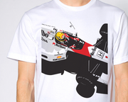 Legends Never Die - #001 Senna