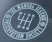 TMGPS Interior Window  Decal