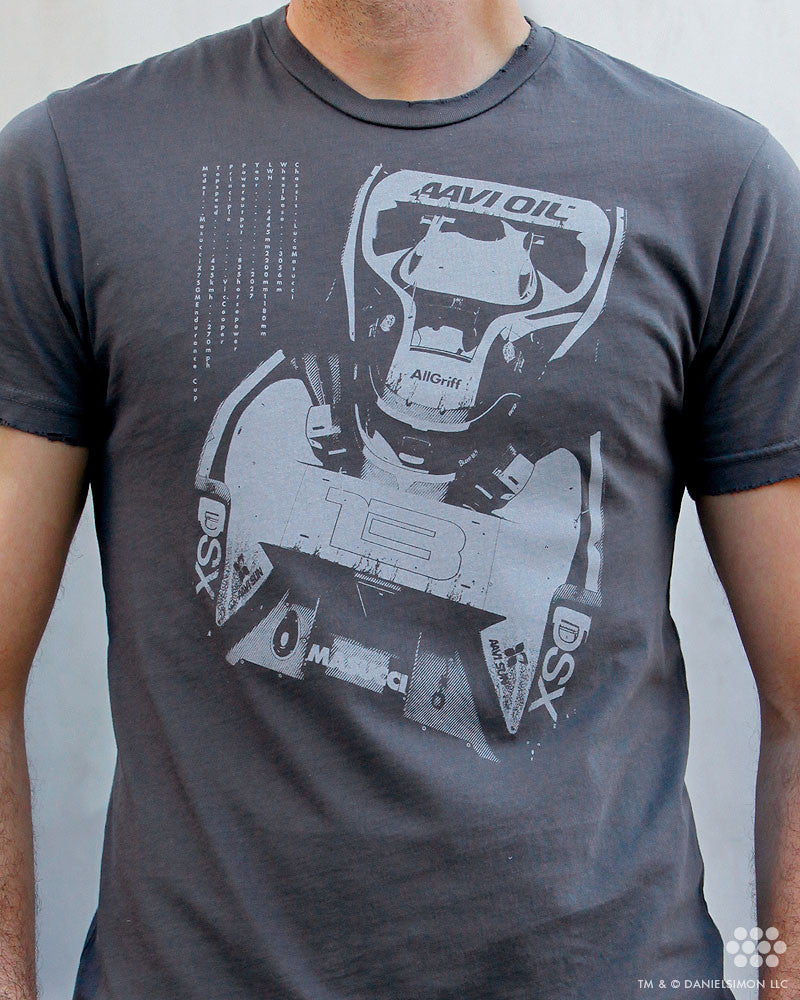 The Timeless Racer™: Shirt 01