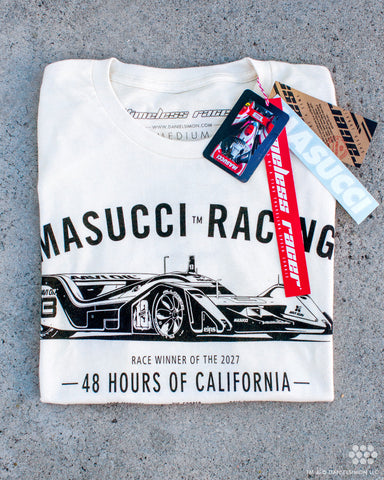 The Timeless Racer™: Shirt 02