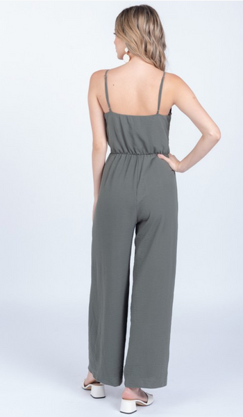 Better Late Than Never Jumpsuit