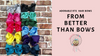 4 Adorable RTS Hair Bows from Better Than Bows You Cannot Miss