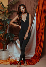 Load image into Gallery viewer, Bare Ebony Jumpsuit