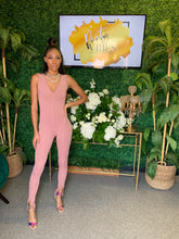 Load image into Gallery viewer, Bare Rose Jumpsuit