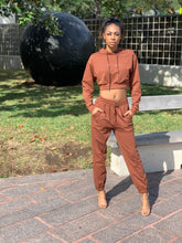 Load image into Gallery viewer, Bare Mocha Jumpsuit