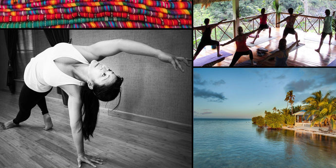 Belize Couples Yoga Retreat