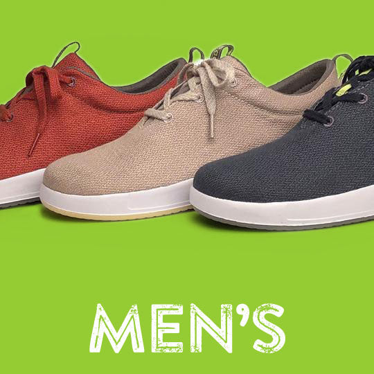 Men's Hemp Shoes