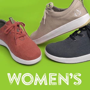 Women's hemp shoes