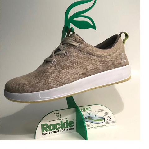 Rackle Shoes POP Display