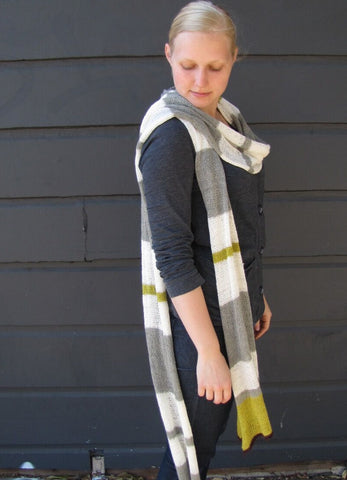 Free Pattern Friday L.1 Scarf