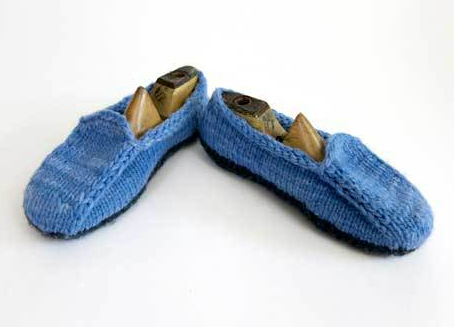 Malabrigo Loafers by Cocoknits for Malabrigo March 2016