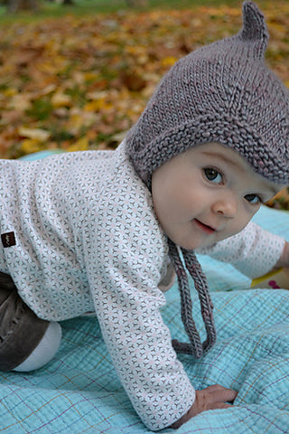 ImagiKnit's Free Pattern Friday: Alfafa Hat by Fibre Company