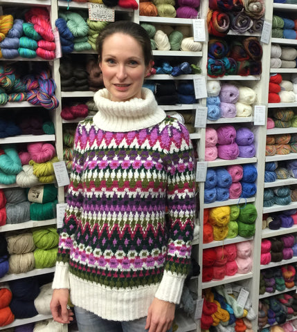 Alyene Fair Isle Sweater