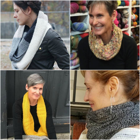 Cowl Collage