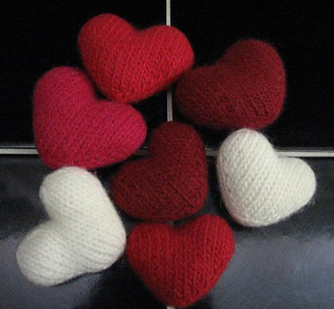 Free Pattern Friday Valentines Day Edition Imagiknit