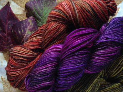 Malabrigo March at ImagiKnit