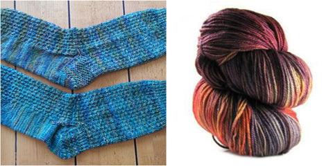 Free Pattern Friday Hermiones Everyday Sock