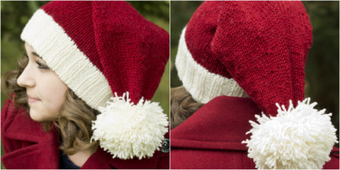 Free Pattern Friday Santa hat