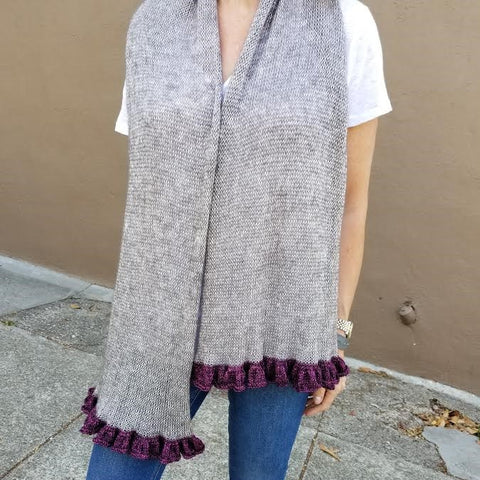 Curly Lux Scarf Kit