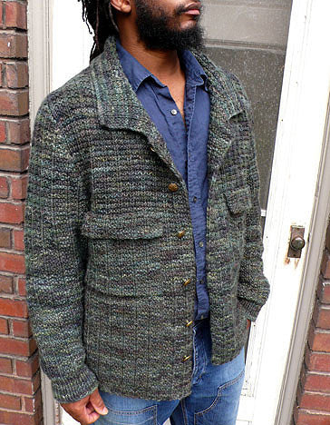 Whitfield Jacket by Knitspot PDF