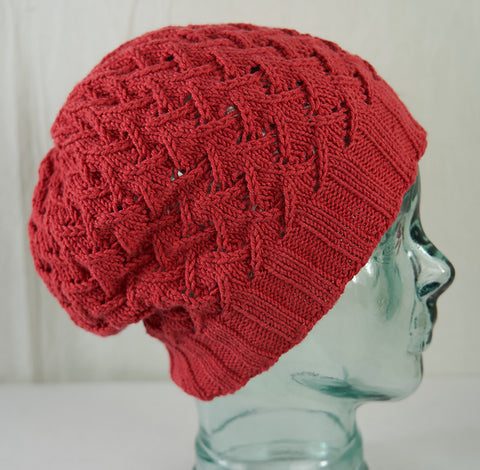 Pannonica Slouch Hat Free PDF Download